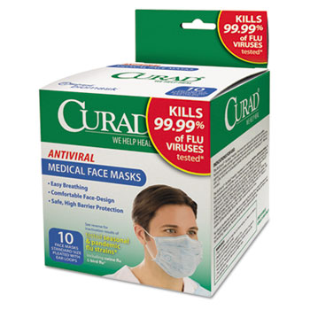 antiviral face mask