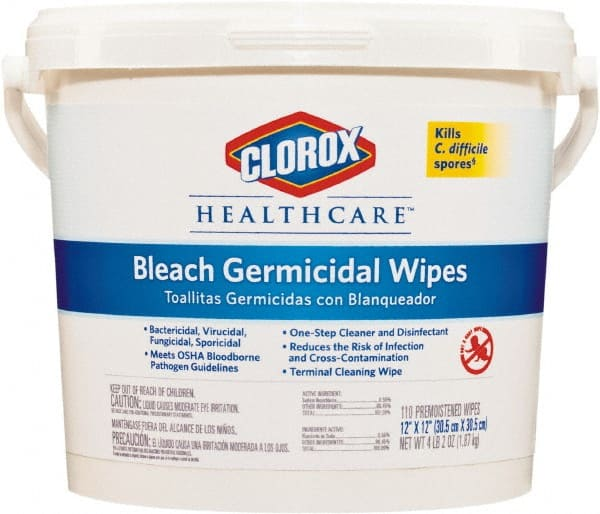bleach wipes