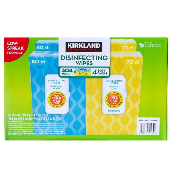 costco disinfecting wipes