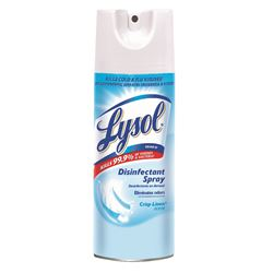 disinfectant spray in stock