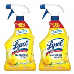 lysol disinfectant spray 3ct max cover 1x19oz