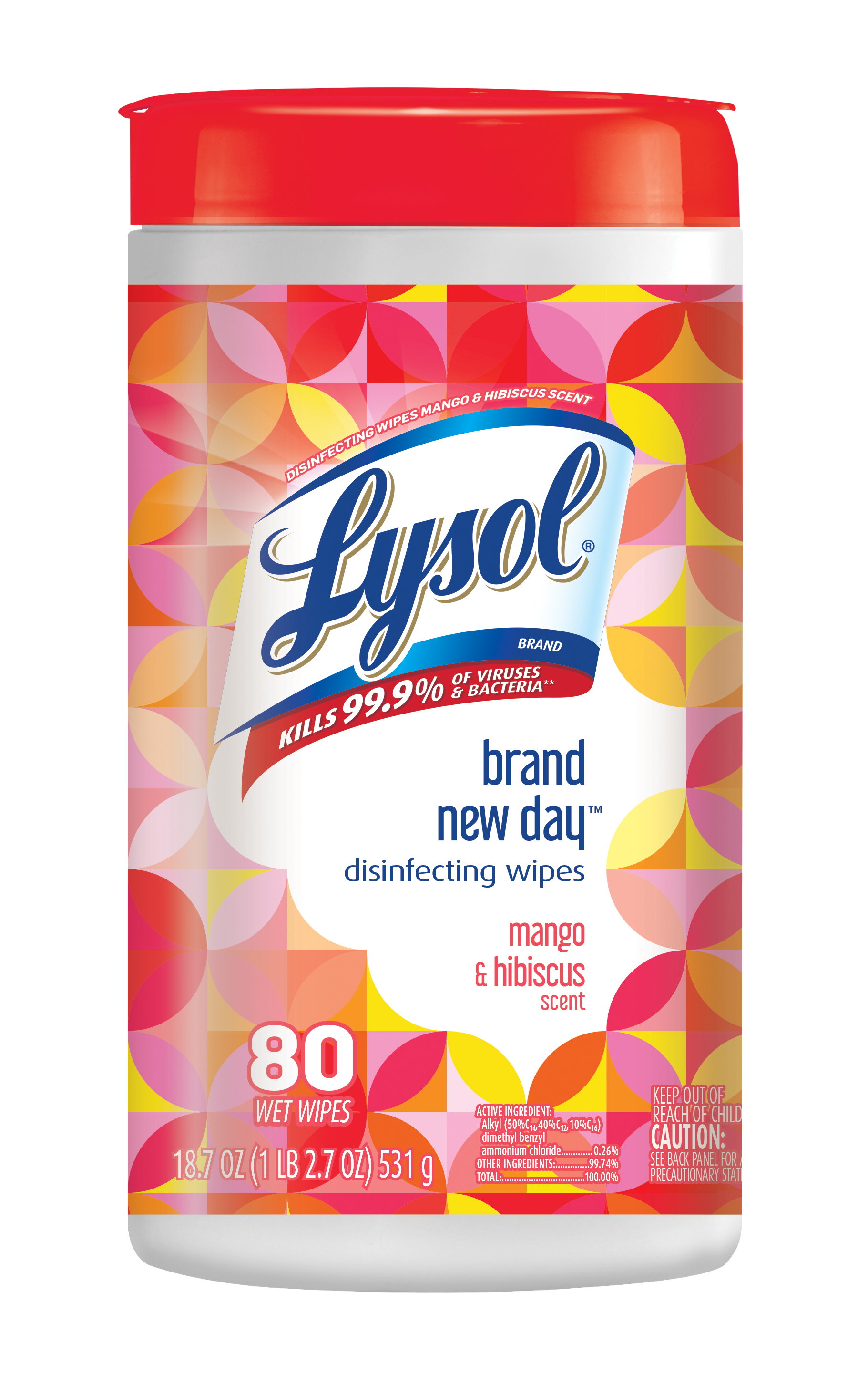lysol wipes in stock