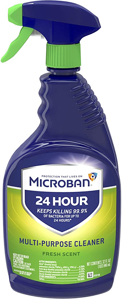 microban 24 spray