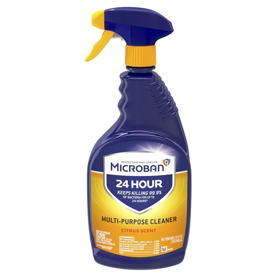 microban spray