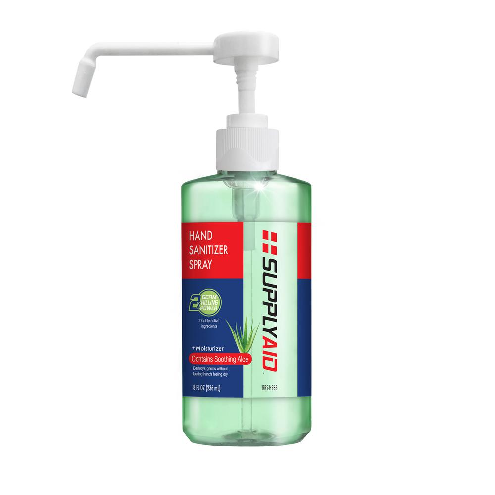 spray sanitizer
